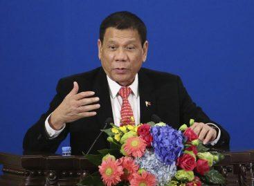 Duterte anunció su «separación» económica de Estados Unidos