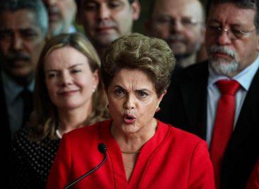 Supremo de Brasil rechazó pedido de Rousseff para desestimar destitución