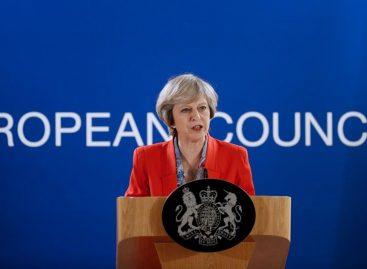 May: Reino Unido controlará migración y mantendrá el libre comercio