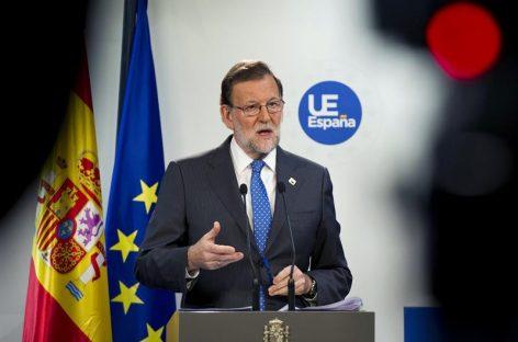 """Rajoy ratifica que hará """"todo lo que haga falta"""" frente secesión de Cataluña"""