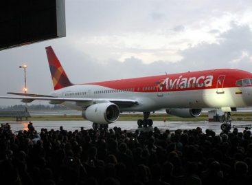 Gobierno colombiano estudiará huelga de pilotos de Avianca