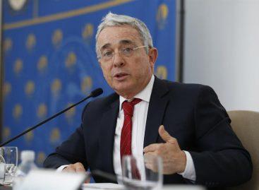 Uribe: Justicia de transición no es para dar impunidad al terrorismo