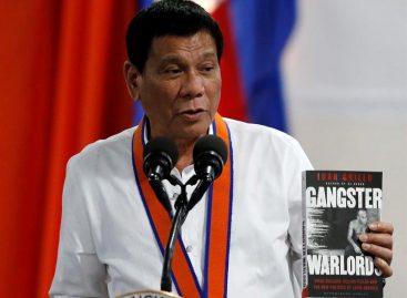 Duterte aclaró que no cortará su alianza con Estados Unidos