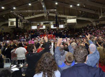 Trump y su discurso populista busca consolidarse entre los «olvidados»