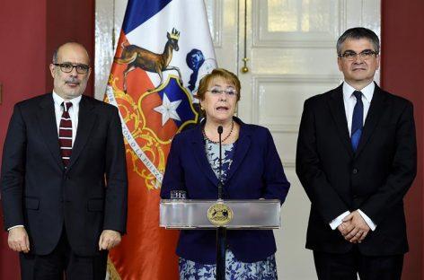 Bachelet nombró nuevo presidente del Banco Central de Chile