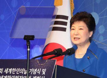 Investigan escándalo de corrupción que salpicó a presidenta surcoreana