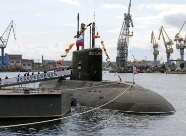 Rusia inició construcción de submarinos «invisibles»