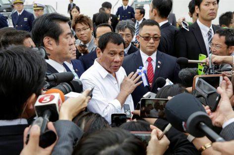 Duterte aseguró que Estados Unidos trata a los filipinos «como perros»