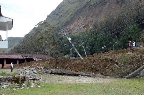 Sismo de 4,6 sacudió el suroeste de Colombia sin causar daños