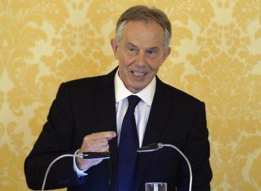 Blair pidió luchar contra el «brexit» y no descartó un segundo referéndum