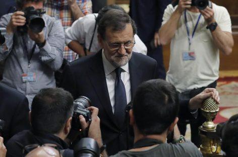 Rajoy será reelegido jefe del Gobierno español con abstención del PSOE