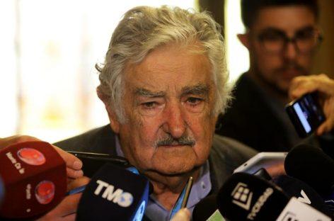 Mujica: Quisiera que a Argentina «le vaya bárbaro» con Macri