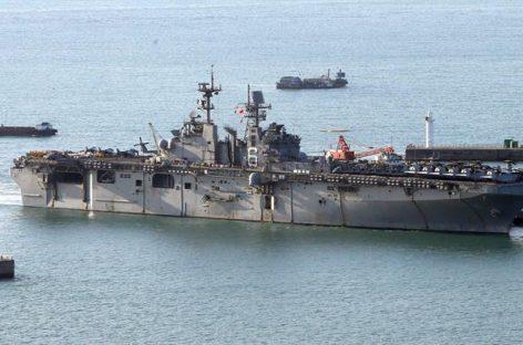 Corea del Sur y Estados Unidos realizaron ejercicios de defensa