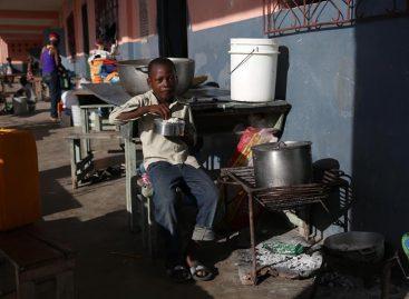 Haití teme por enfermedades una semana después del huracán