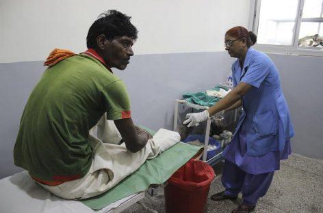 La India sigue batallando contra lalepra y su estigma