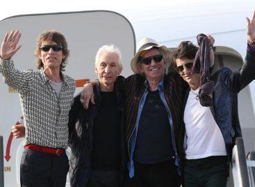 The Rolling Stones anuncian su primer álbum de estudio desde 2005