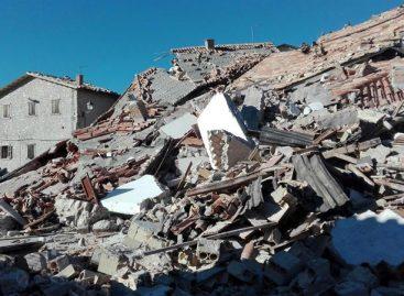 El miedo por seísmos es el mayor problema de los afectados en Italia
