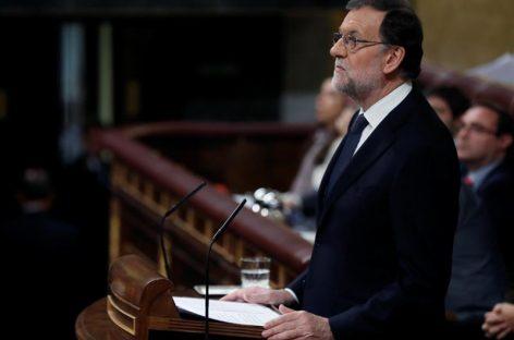 Gobierno español disolvió el Parlamento catalán y convocó a elecciones para el 21-D
