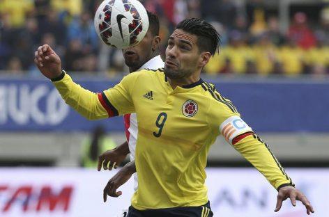Falcao y Borja, novedades de Colombia para enfrentar a Chile y Argentina