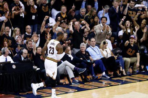 NBA: LeBron James superó marca de Hakeem Olajuwon