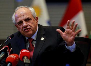 Ernesto Samper: Salida a crisis venezolana pasa por establecer agenda electoral