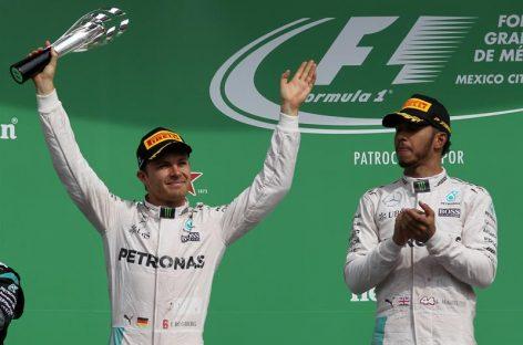 Nico Rosberg: «Quedan dos carreras y cualquier cosa puede pasar»
