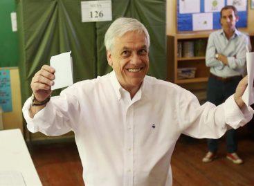 Piñera lidera carrera presidencial en Chile mientras que Guillier avanza