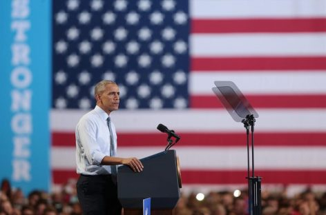 Obama impulsa a Clinton en el estado clave de Michigan