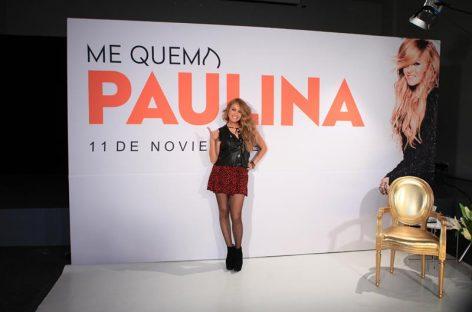 Paulina Rubio presentó sencillo y anunció primer álbum en seis años
