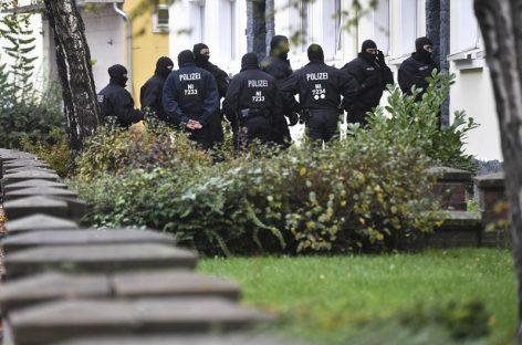 Detuvieron a cinco presuntos miembros del EI en Alemania