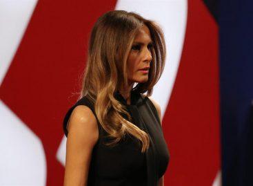 Melania, la exmodelo eslovena busca ser la primera dama tradicional