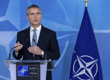 OTAN felicitó a Trump y pidió liderazgo ante nuevos retos de seguridad