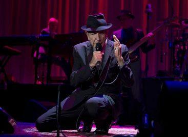 Murió Leonard Cohen, el poeta delavoz cálida y abismal
