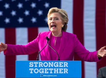 Clinton culpó al FBI de su derrota electoral frente a Trump