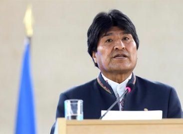 Sondeos indican que Morales perdería elecciones contra Mesa en 2019