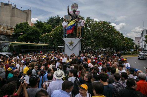 Voluntad Popular pidió reanudar juicio político a Maduro en Venezuela