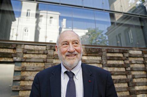 Stiglitz pidió «tolerancia cero» contra paraísos fiscales y beneficiarios