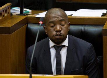 Oposición sudafricana denunció al presidente Zuma por corrupción