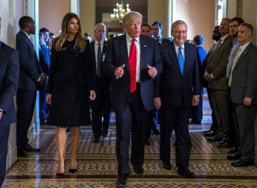 Trump: Proceso de transición a la Casa Blanca está «muy bien organizado»