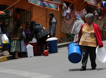 Evo Morales destituyó a autoridades del agua por mala gestión