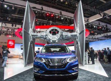 Nissan presenta un vehículo con elementos de Star Wars
