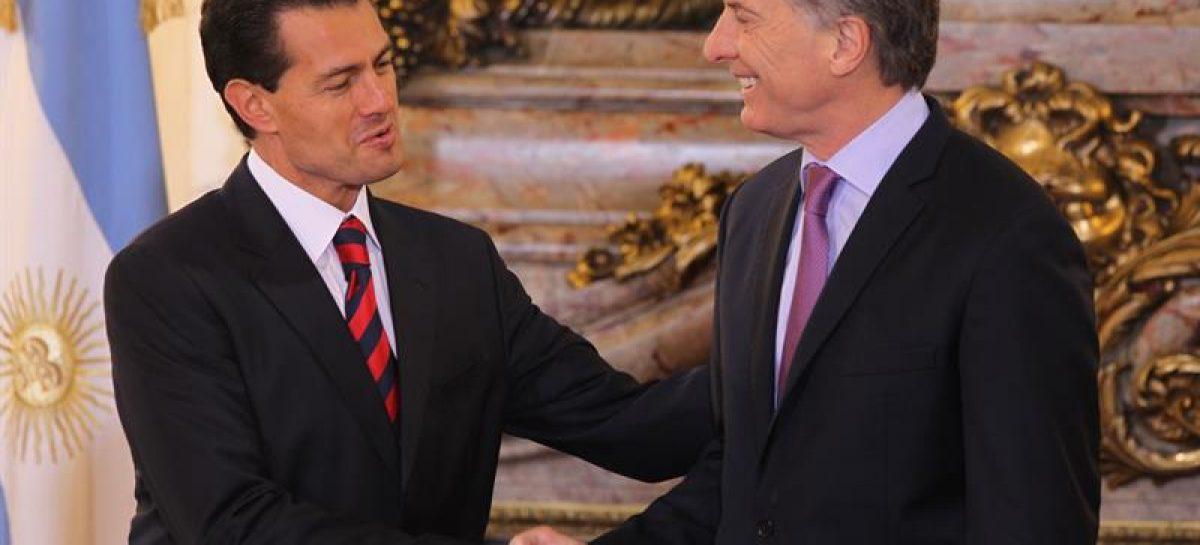 México y Argentina comenzaron negociaciones para acuerdo comercial
