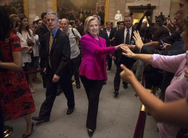 Hillary Clinton admitió que no se ha recuperado de su derrota electoral