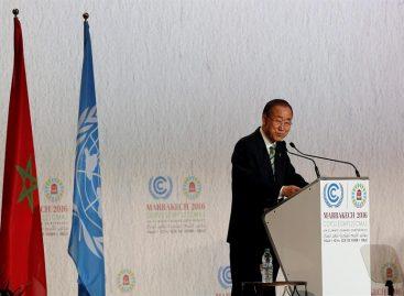 Ban Ki-moon : Si no se actúa ahora la temperatura subirá casi 4 grados