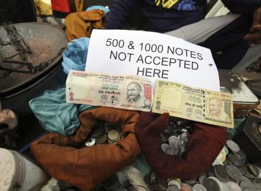 Supremo habilitó causas contra el Gobierno indio por falta de moneda