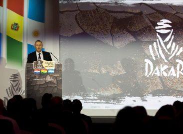 El Rally Dakar subirá las dunas delaltiplano boliviano