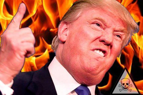 El mundo entero tiembla coneltriunfo de Trump