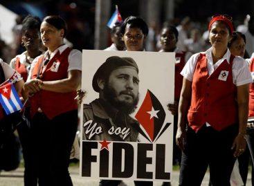 Cenizas de Fidel Castro fueron trasladadas al cementerio de Santa Ifigenia