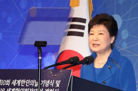 Presidenta surcoreana enfrenta la semana que determinará su futuro