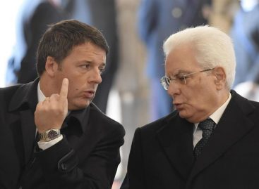 El presidente de Italia, Sergio Mattarella, pidió «serenidad y respeto»